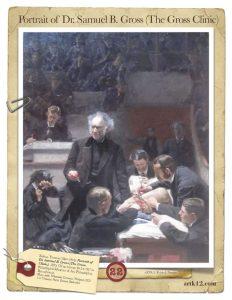 American Art History Bingo for Volumes III & IV 25