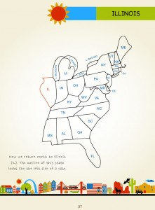 Draw the USA by Kristin J. Draeger page 27