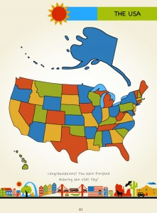 Draw the USA by Kristin J. Draeger page 61