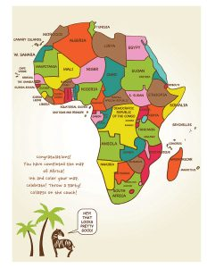 Draw Africa by Kristin J. Draeger Page 61