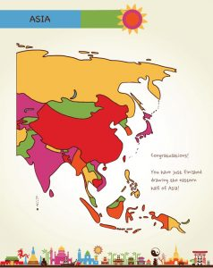 Draw Asia, Volume II by Kristin Draeger, Page 62
