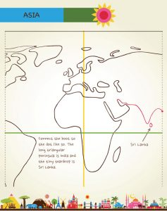 Draw the World by Kristin J. Draeger, Page 38