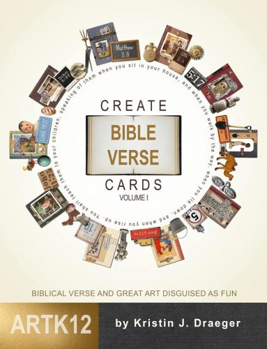 Create Bible Verse Cards: Volume 1