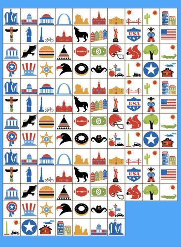 USA Bingo: Bingo Tokens