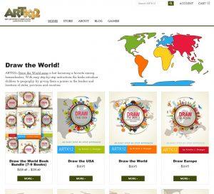 The new ARTK12 Website for 2020