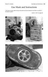 The Worse for It: Robert E. Schalles' Gas Mask, World One Era