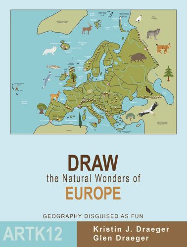 The the Natural Wonders of Europe: Cover